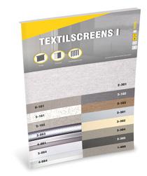Textilscreens I