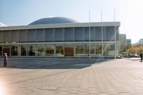 Berliner Kongresshalle am Alexanderplatz