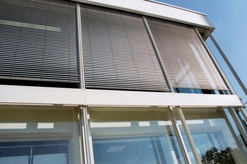 Fassade modernisiert