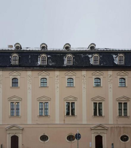 Gebäude Herzogin Anna Amalia Bibliothek