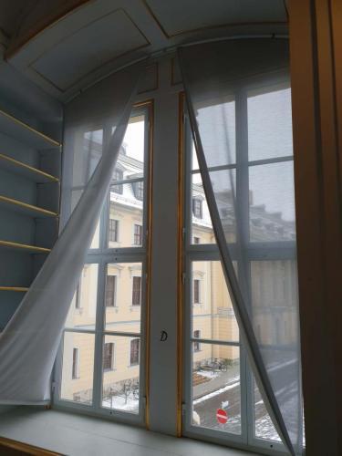 Rundbogenfenster Herzogin Anna Amalia Bibliothek